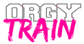 Vivid Presents Orgy Train Logo